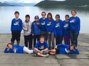 Salmon Camp 5